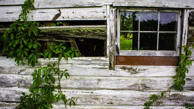 Ilustracija: Napuštena kuća - © Pixabay