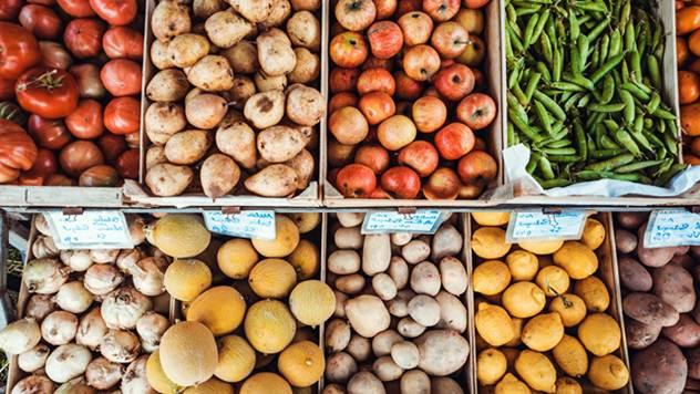 Voće i povrće - © Pixabay