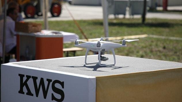 KWS dron © Agromedia