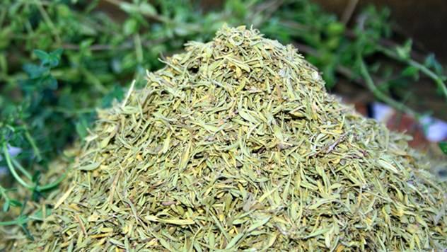 Sušeno lekovito bilje - © Pixabay