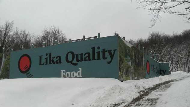 Lika Quality Food @ Miroslav Mašić