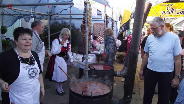 Dani mađarske kuhinje u Skorenovcu @turizamkovin