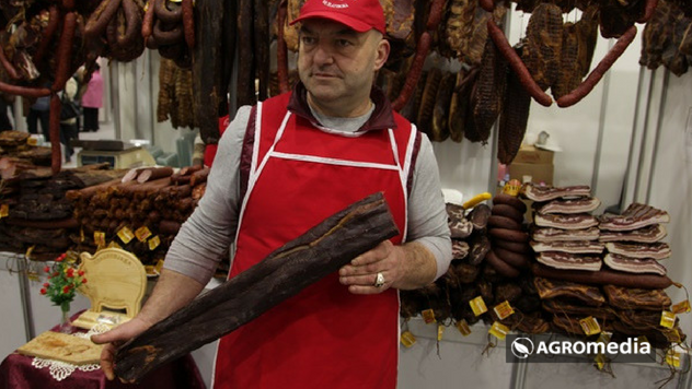 Dragan Aleksić, mesar sa Zlatibora © Agromedia