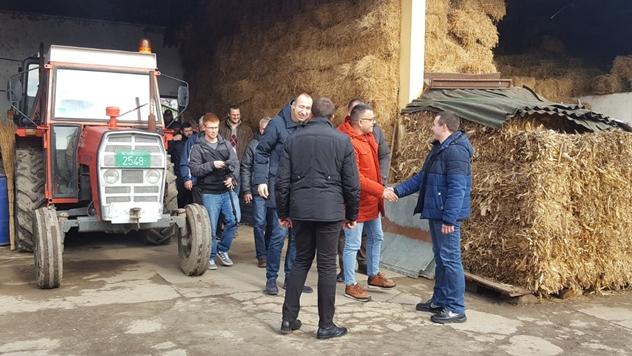 Veći budeti za poljoprivredu u Novom Bečeju - © Agromedia