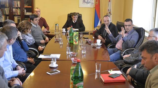 Malinari i Nedimović dogovorili formiranje Radne grupe - © Ministarstvo poljoprivrede