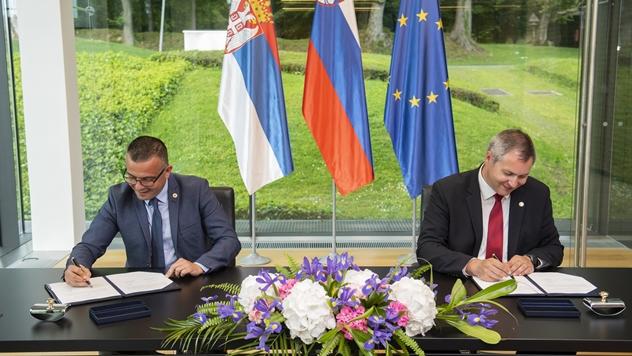 Potpisivanje memoranduma - © MŠPV