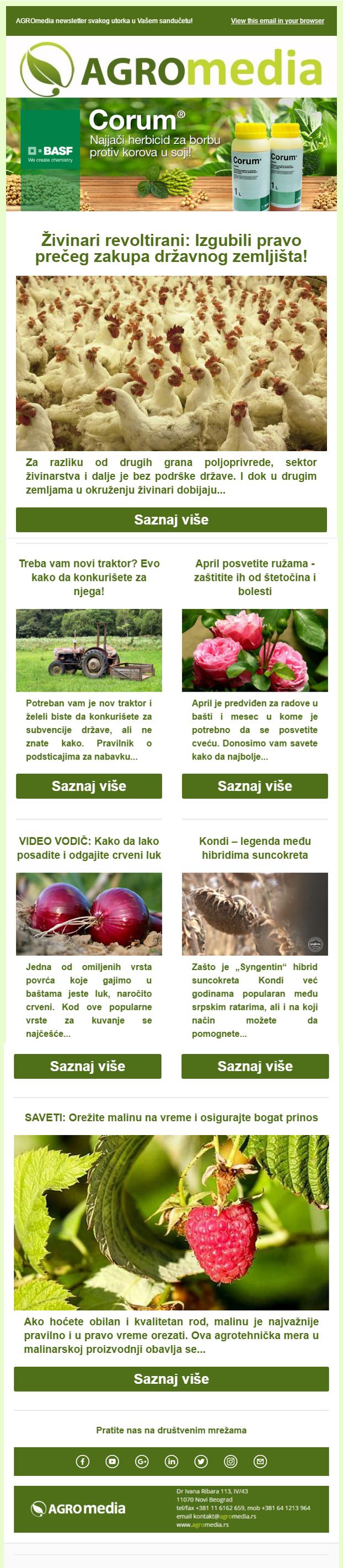 Newsletter©Agromedia