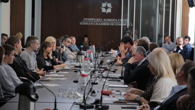 Panel diskusija o digitalizaciji © Agromedia