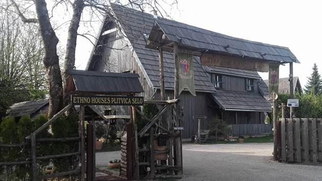 Etno selo Plitvice izgrađeno uz pomoć IPARD fondova - © Miroslav Mašić