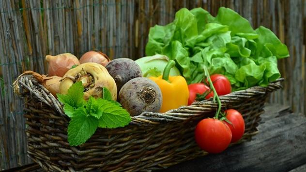 Povrće © Pixabay