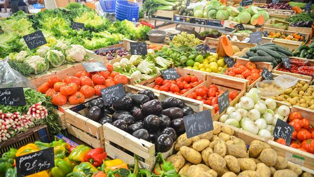 Prodaja organskih proizvoda - © Pixabay