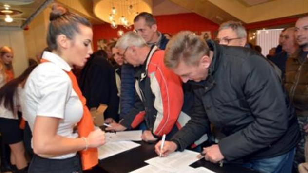 Potpisivanje ugovora za investicije u poljoprivredi u Požarevcu - © Agromedia
