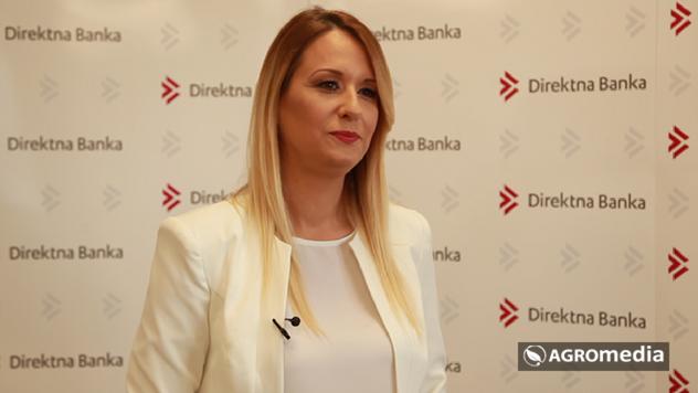 Sanja Mitrović, Direktna banka © Agromedia