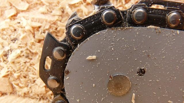 Motorna testera © Pixabay