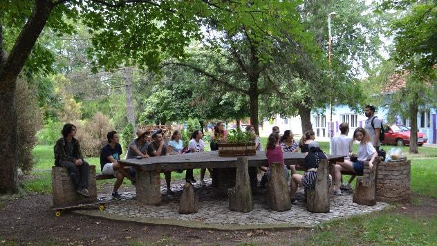 Seminar mladih volontera - ©Milan Stoiljković