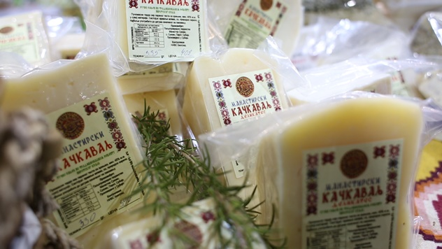 Lekoviti sir iz manastira Sukove - © Agromedia