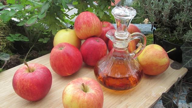 Jabukovo sirće - © Pixabay
