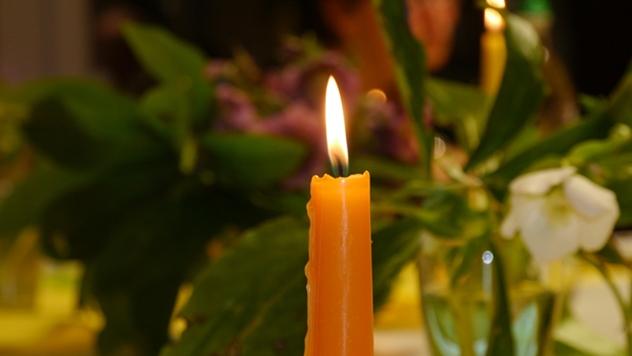 Sretenje - dan kada se u kući pali sveća - © Pixabay