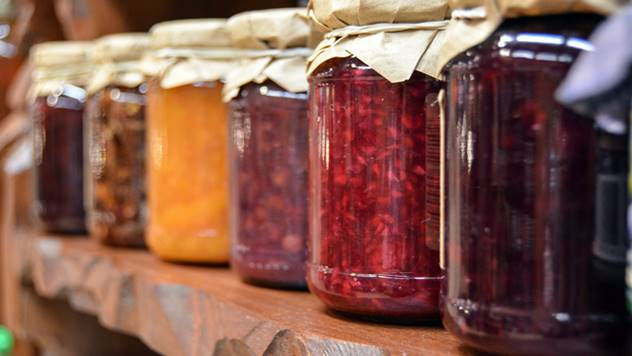 Džem, marmelada i pekmez - © Pixabay