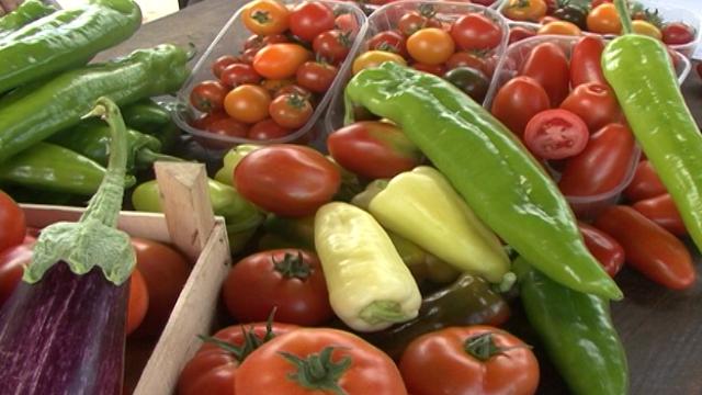 Organska poljoprivreda u Sloveniji