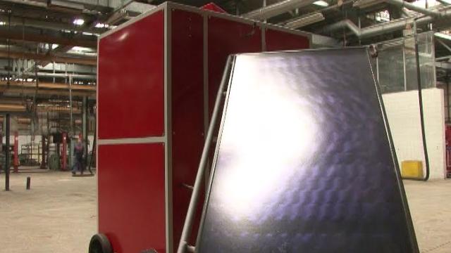 Sušara koja koristi sunčevu energiju daje visokokvalitetne proizvode i štedi energiju