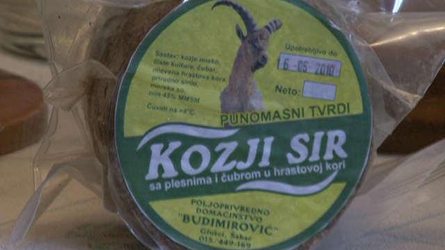 Kozji sir bez muke