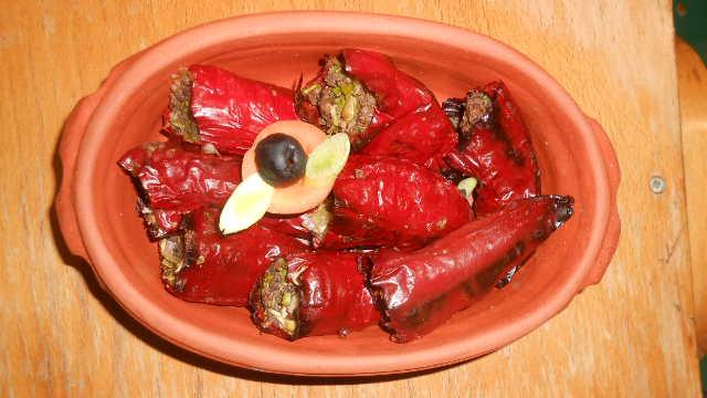 Evo kako se na jugu prave posne suve paprike!