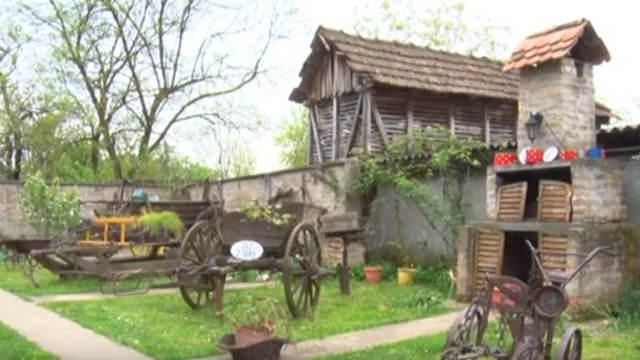 "Etno avlija ""Kovačevi"" - obnova zaboravljene tradicije!"