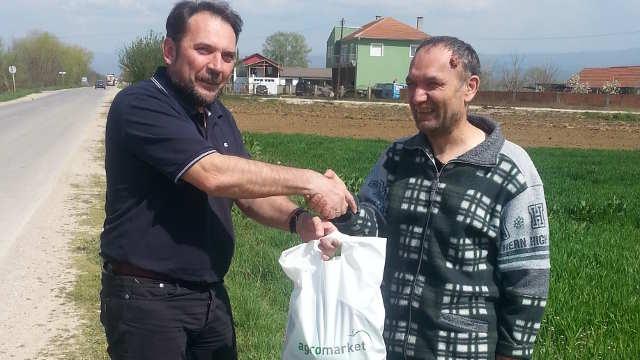 Vesti - Agromarket podelio nagrade srećnim dobitnicima nagradnog kviza!