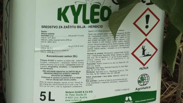 Kyleo – ajkula među herbicidima!
