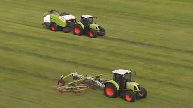 """Predstavljamo vam mašine iz zelene linije kompanije """"Almex""""!"""