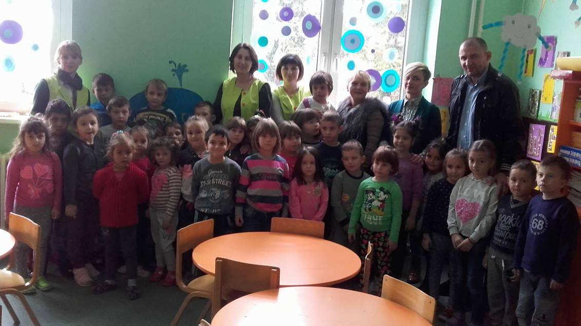 Vest - Narodna biblioteka Smederevo u susret najmlađima na selu
