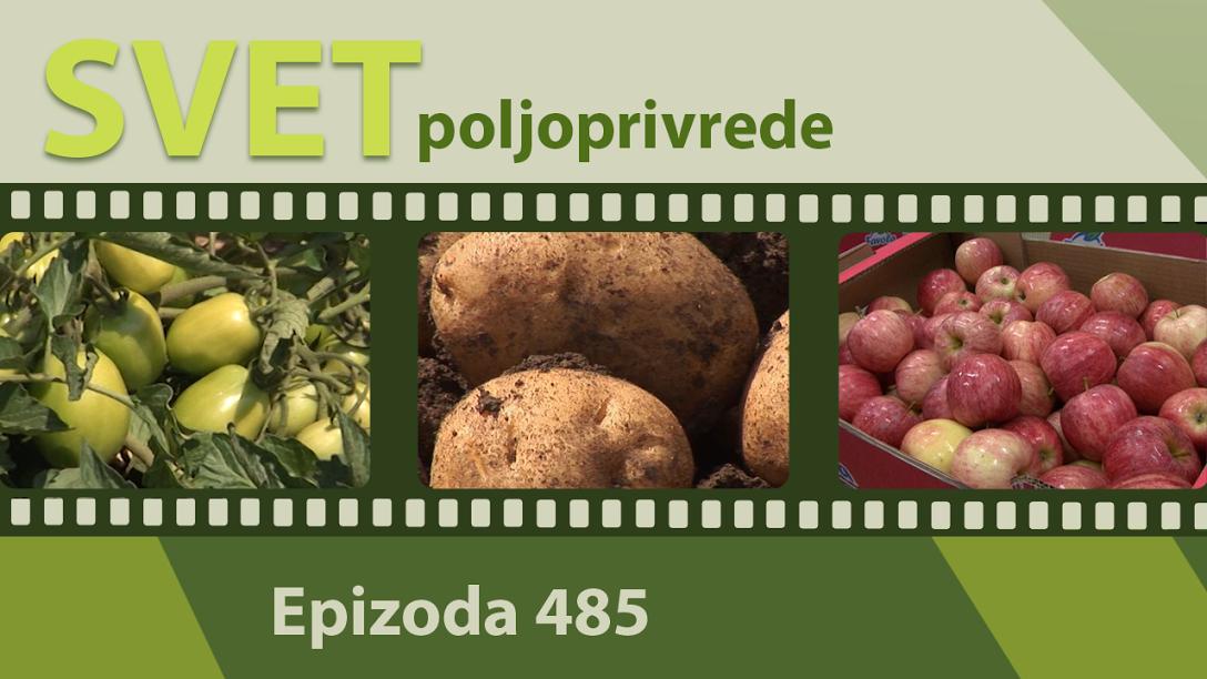 Svet poljoprivrede - epizoda 485.