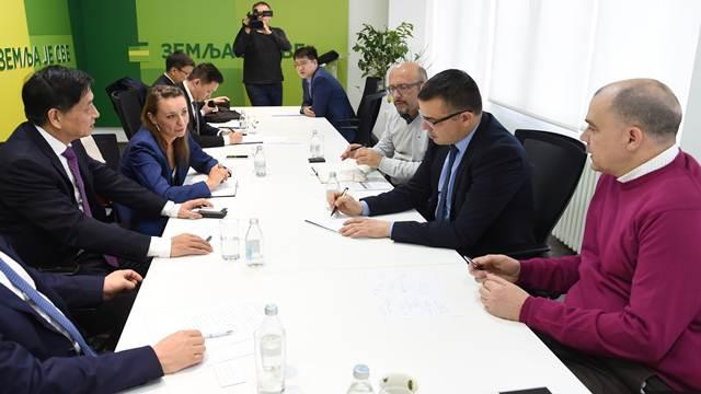 Kineska vlada podržava izgradnju industrijskog parka u Srbiji