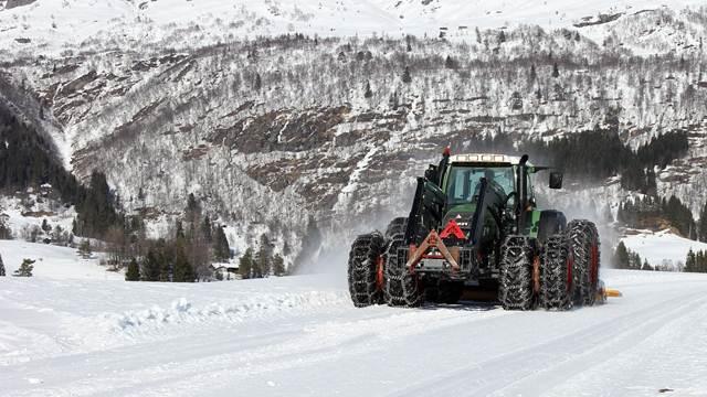 Traktorom stigla čak do Južnog pola