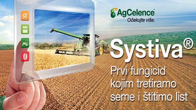 Systiva – prvi fungicid kojim tretiramo seme i štitimo list