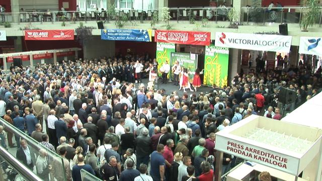 Poljoprivredni sajam u Novom Sadu i dalje lider u regionu