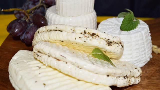 Koja je razlika između kravljeg i kozjeg sira?