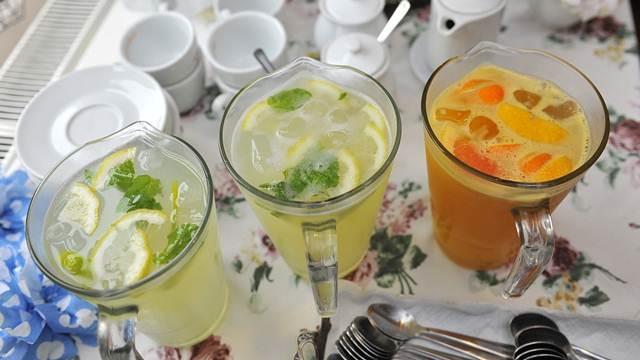 5 jednostavnih recepata za limunadu od svežeg voća