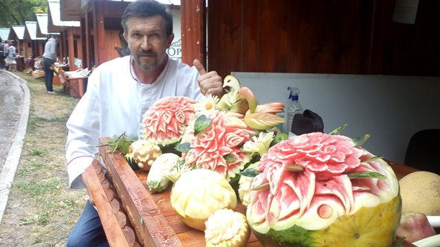 Karving - hrana kao umetničko delo