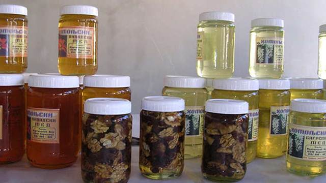 Homoljski med - kvalitet sa mirisnih livada