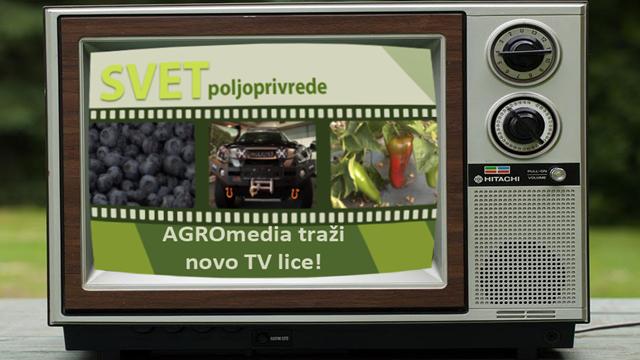 AGROmedia traži novo TV lice!