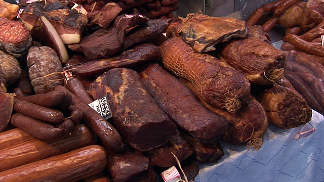 Užička goveđa pršuta - praznik za prave gurmane