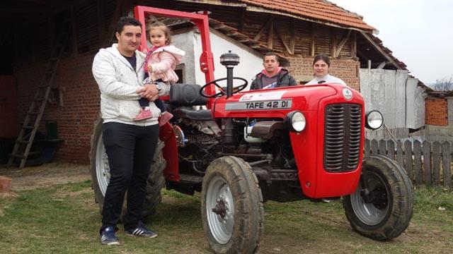 Voćarskim traktorom do stabilne proizvodnje voća