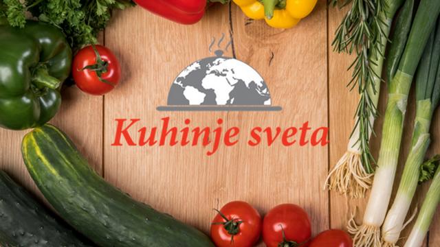 Kuhinje sveta - spajanje ukusa i naroda