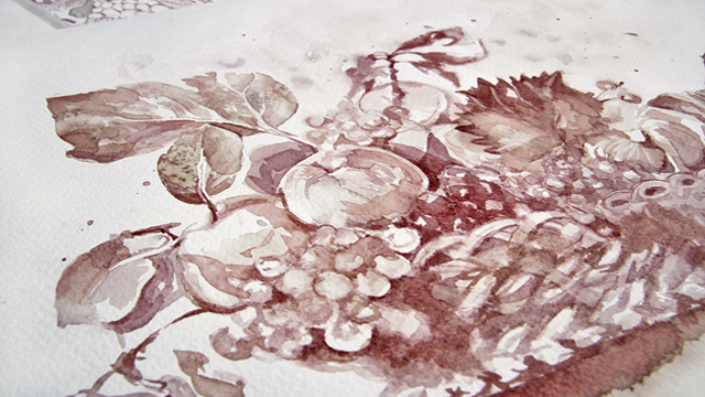 Vinorel - spoj vina i slikarstva
