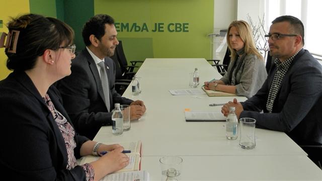 Srbija jača poljoprivrednu saradnju sa UAE