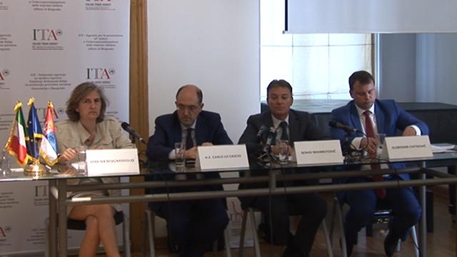 Razmena znanja osnov saradnje Srbije i Italije