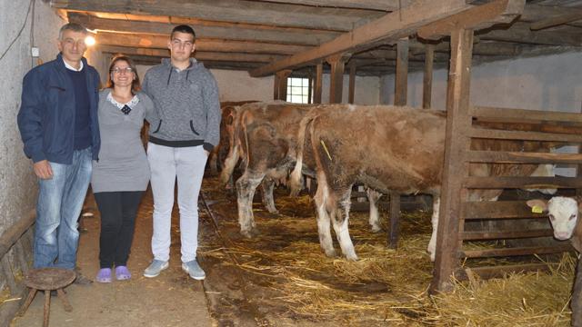 Podrška mladim poljoprivrednicima za razvoj porodičnih gazdinstava