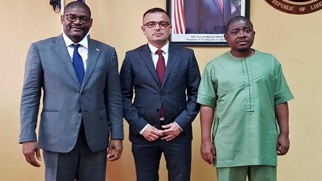 Tokom posete Liberiji dogovoreno jačanje ekonomskih odnosa